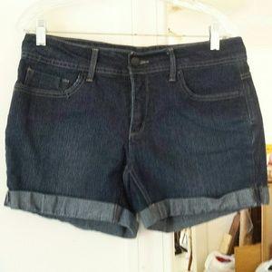 Misses jeans shorts